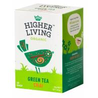 Té Verde Chai 20 Bolsas - Higher Living