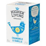 Infusión Manzanilla y Vainilla 15 Bolsas - Higher Living