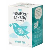 Té Blanco 20 Bolsas - Higher Living