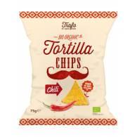 Nachos de Maiz con Chilli 75 gr - Trafo Bio
