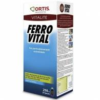 Ferro Vital 250ml -  Ortis