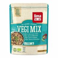 Mix Bulgur Quinoa + Garbanzo 250 gr - Lima
