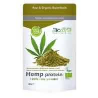 Proteina de Cañamo 300 gr - Biotona