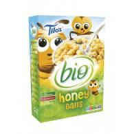 Cereales Honey Balls 375 Gr - Tilos