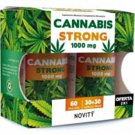 Cannabis STRONG 30+30 Perlas - DIETMED