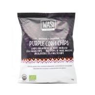 Chips de Maiz Morado + Quinoa y Sesamo 75 gr - Wasi