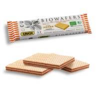 Bio Wafers Espelta + Crema de Avellanas 125 gr - Crich