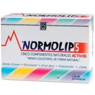 NORMOLIP 5 30 Caps - ESI