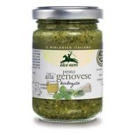 Pesto Alla Genovese + Albahaca 130 Gr - Alce Nero