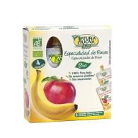 Pure Multipack Manzana + Platano 4 Uni - Natura Nuova