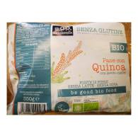 Pan con Quinoa Sin Gluten 350 gr - Sottolestelle