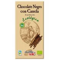 Chocolate Negro con Canela 100 gr - Sole