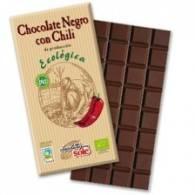 Chocolate Negro con Chili 100 gr - Sole