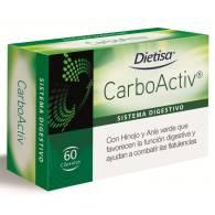CarboActiv® 60 Cap - Dietisa