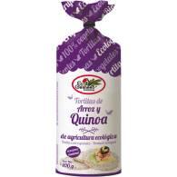 Tortitas de Arroz y Quinoa + Tamari Bio 100 gr El Granero