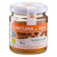Curcuma Polvo 80 gr - Vegetalia