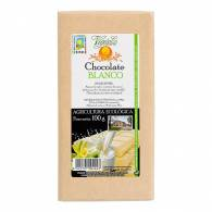 Chocolate Blanco Bio 100 gr - Vegetalia