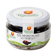 Ajo Negro Pelado Bio 50g-Vegetalia