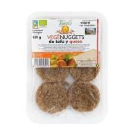 Vegenuggets Tofu y Queso Bio 180 gr - Vegetalia
