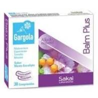 Gargola Balm Plus 30 Comp Masticables - Sakai