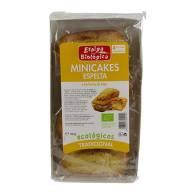 Minicakes Espelta 180 gr - Espiga Biologica