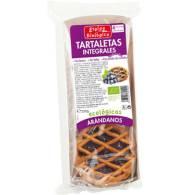 Tartaleta Arándano Espelta 4 x 50gr - Espiga Biológica