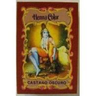 Henna Castaño Oscuro - Radhe Shyam