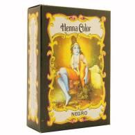 Henna Negro Polvo - Radhe Shyam