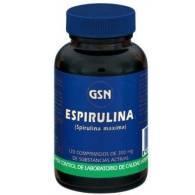Espirulina 300 mg 120 Comp - GSN