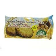 Galleta Espelta Integral + Choco - Eco Salim