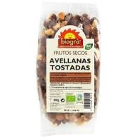 Avellanas Tostadas 200 gr - Biogra