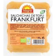 Salchichas de Tofu Frankfurt 185 gr - Biogra