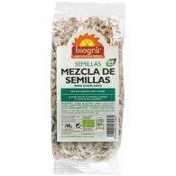 Mezcla de Semillas Bio 200 gr - Biogra