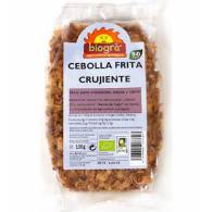 Cebolla Frita Crujiente 100 gr - Biogra