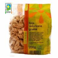 Soja Texturizada Gruesa 200 gr - Biospirit
