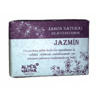 Jabon de Jazmin con Aceite de Coco 100 gr - Alternativa