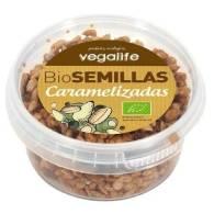 Semilla Girasol Caramelizadas 90 gr - Vegalife