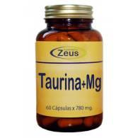 Taurina + Mg 780 mg 60 Cap - Zeus