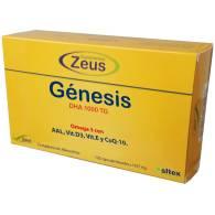 Genesis DHA TG 1000 60 Cap - Zeus