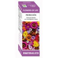 Flowers Of Life Proteccion 15ml -  Equisalud