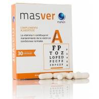Masver 30 Caps - Mahen