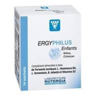 ERGYPHILUS Niños 14 Sobres - Nutergia