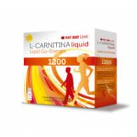 L-Carnitina Liquid 1200 20 Viales - Way Diet