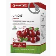 Uridis 60 Caps - HCF