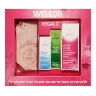 Pack Crema de Dia Alisante Rosa Mosqueta 30 ml - Weleda
