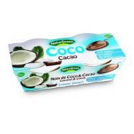 Postre Coco + Cacao Bio - Naturgreen
