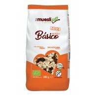 Muesli Básico Sin Azúcar Gluten Free 350 gr - Muesli Up