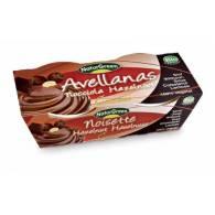 Postre Avellanas Cacao Bio 2 x 125 gr - Naturgreen