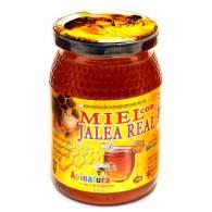 Miel con Jalea Real 500 gr - Apinatura