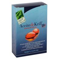 Aceite De Krill 500 Mg 30 Perlas 100% Natural